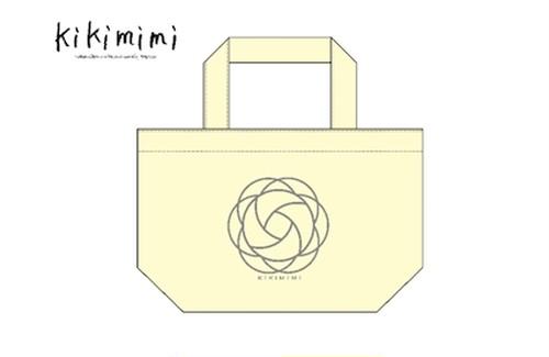 キキミミトートバッグ