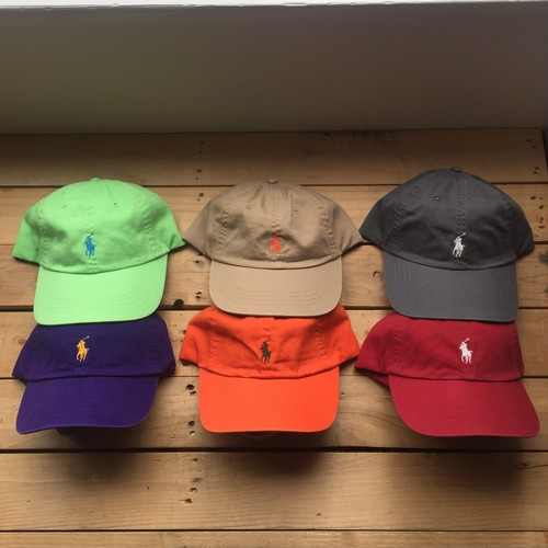 Polo Ralph Lauren Small Pony Classic Chino Cap 2