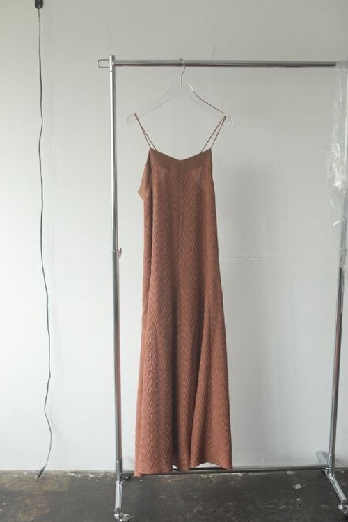 TODAYFUL/トゥデイフル  Jacquard Cami Dress 12110307