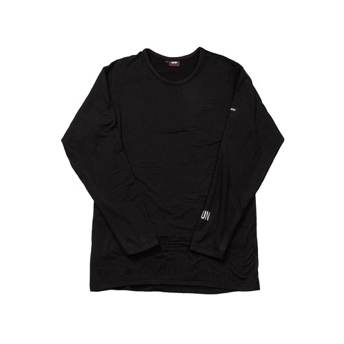 NEW UN1000 Crew Neck Underwear / Black