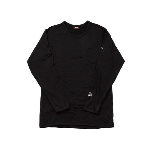2020.10/16発売 UN1000 Crew Neck Underwear / Black