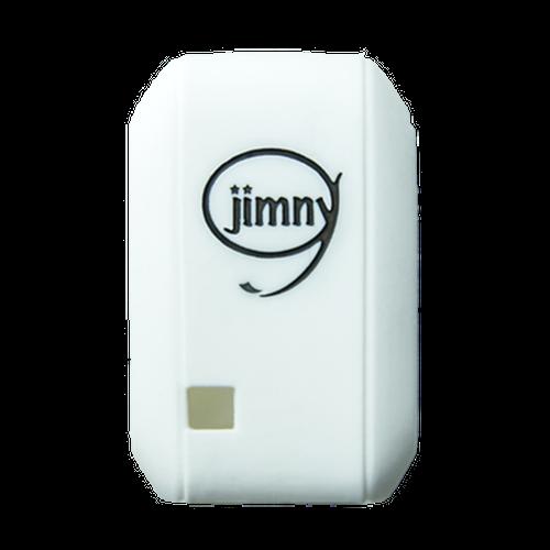 JB64ジムニー/JB74ジムニーシエラ シリコンキーケース(ホワイト)