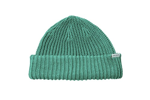TIGHTBOOTH SHORT KNIT CAP TEAL タイトブース ニットキャップ