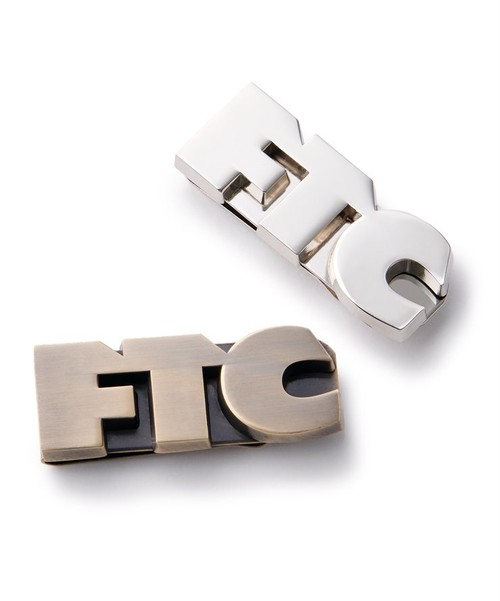 FTC / OG LOGO MONEY CLIP -2COLOR-