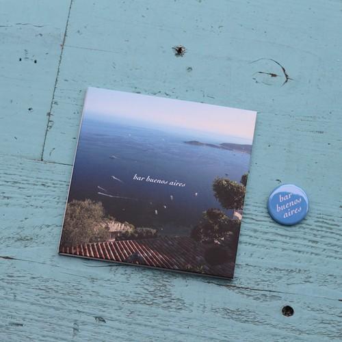 bar buenos aires  mediterranean 《地中海と室内楽》 (CD) ※商品写真のバッジ特典は終了しました。