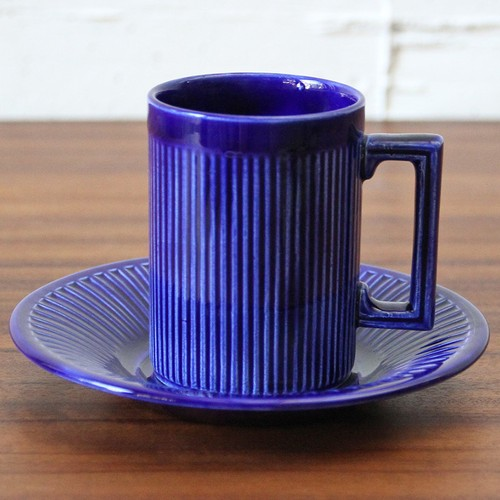 1960年〜1970年代 イギリス Ellgreave Pottery Tiko カップ&ソーサー エルグリーブポタリー ティコ