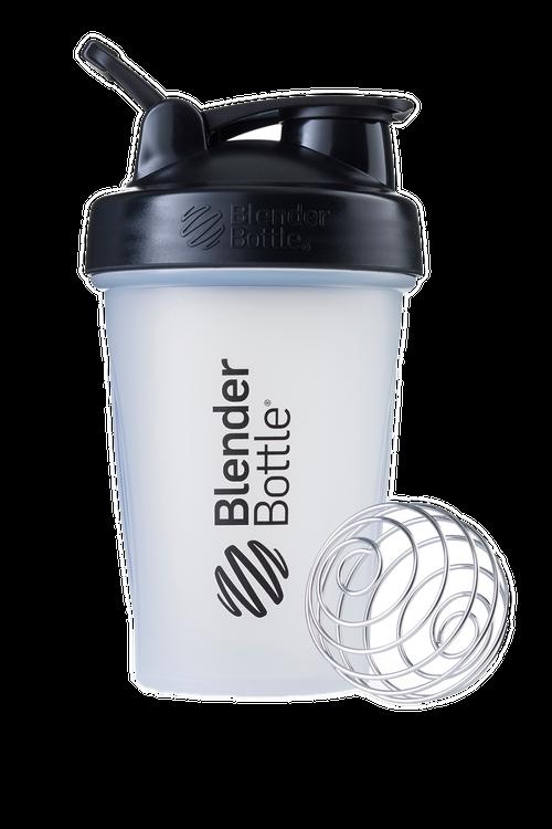 BlenderBottle/ブレンダーボトル 『BlenderBottle Classic w/Loop FullColor 20oz  』クラシック ループフルカラー20オンス【クリアブラック】
