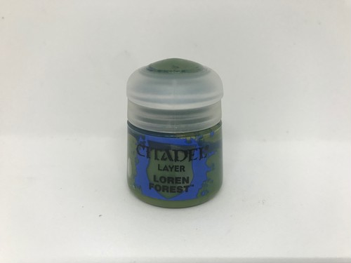 LAYER:LOREN FOREST