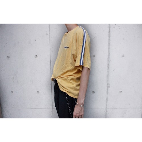vintage QUICK silver t- shirts
