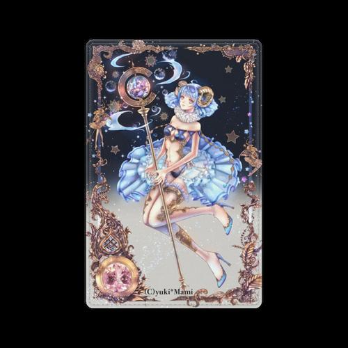 オリジナル名刺入れ【星之物語-Star Story- 牡羊座-Aries-】 / yuki*Mami