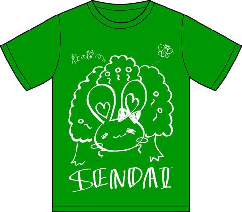 【WEB限定】ツアーTシャツ(仙台)
