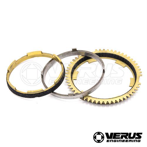 VERUS ENGINEERING(VELOX):A0121A:TOYOTA 86/SUBARU BRZ対応 シンクロテック 1-6速 カーボンシンクロセット