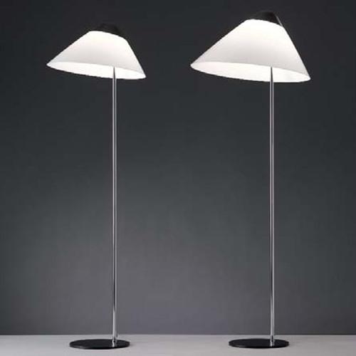 OPALA Maxi floor light Hans.J.Wegner/PANDUL フロアランプ ラージ 【カラー:ブラック又はホワイト】