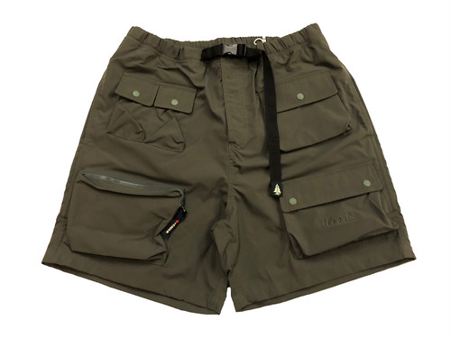 UTILITY SHORT PANTS / WOODS