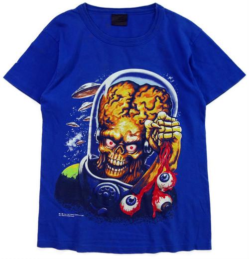 90年代 マーズ・アタック 映画 Tシャツ | MARS ATTACKS ティム・バートン アメリカ ヴィンテージ 古着