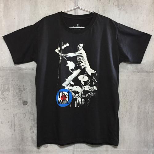 【送料無料 / ロック バンド Tシャツ】 THE WHO / Men's T-shirts M ザ・フー / メンズ Tシャツ M