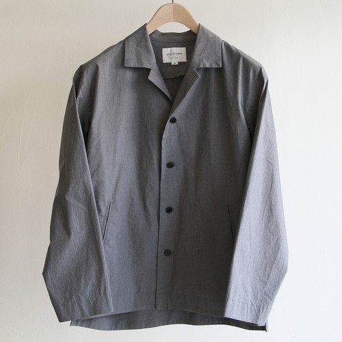STILL BY HAND  【 mens 】cotton/pe shirts jacket