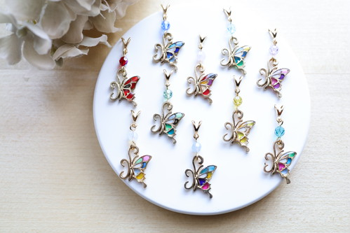 ⌘ Petit Butterfly ⌘ ネックレス