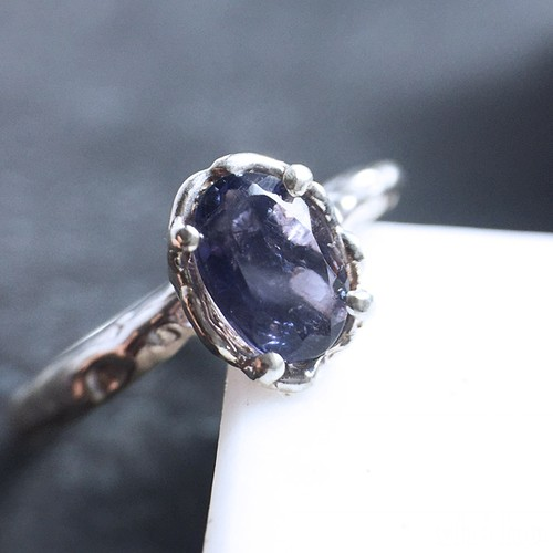 【Melty ring<Iolite>】