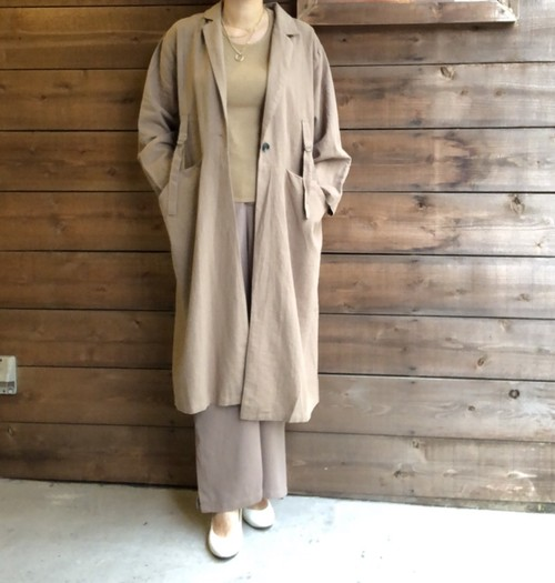 Trench coat 【New product】