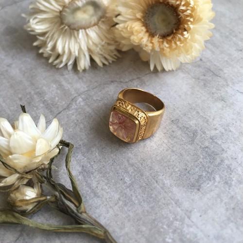 be natural ring gold 9号