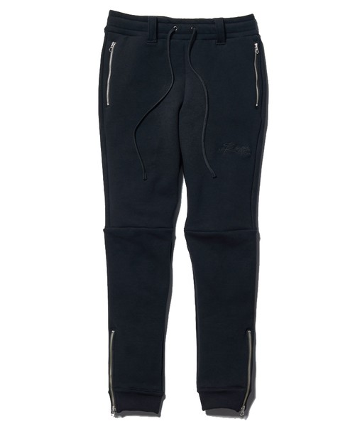 Rakugaki POWER SWEAT Truck Pants Black