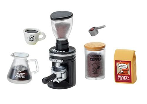 リーメント スヌーピー SNOOPY COFFEE ROASTERY & CAFE 3.いつでも挽きたて