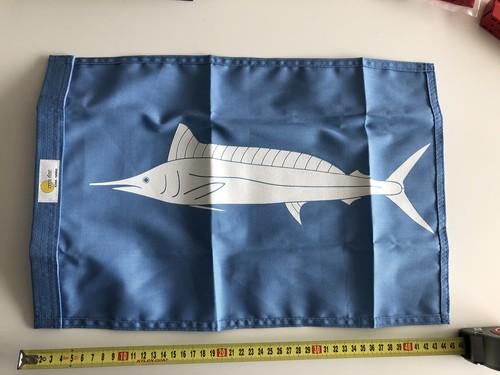 sun dot marine flags スピアフィッシュ 4-00097