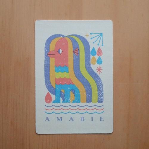 AMABIE カード