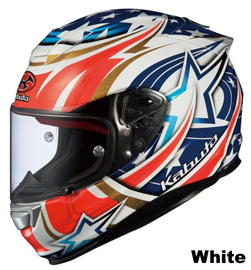 OGK RT-33 ACTIVE STAR White