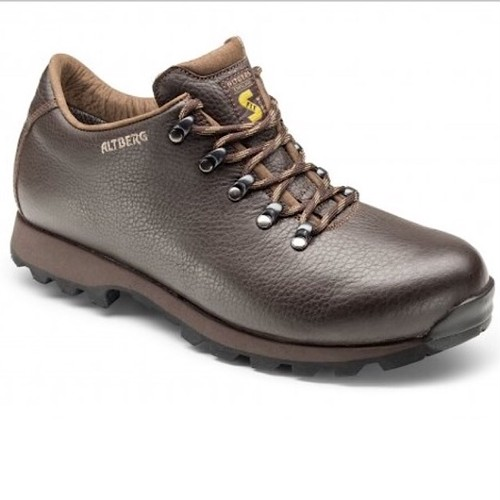 Altberg Jorvic Trail Nappone Tdm Leather Shoes UK8