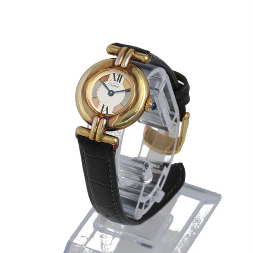 カルティエ マストコリゼ ヴェルメイユ S925 アンティーク時計