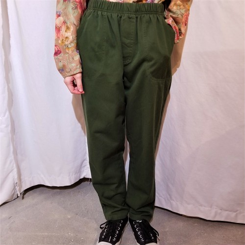 Tapered easy pants [K-1539]