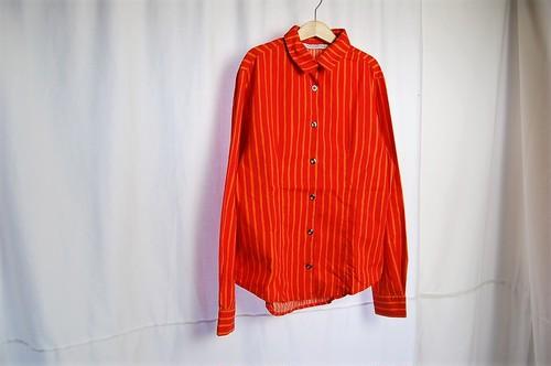 JOKAPOIKA ヨカポイカ シャツ【オレンジ】