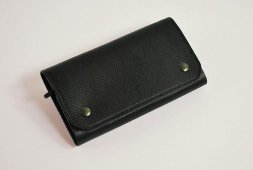 財布 wrap-L [ブラック]