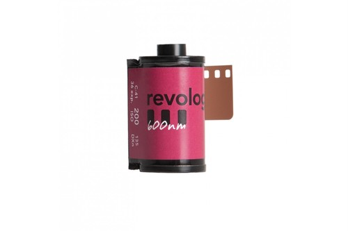 【カラーネガフィルム 35mm】Revolog(レボログ)600mm 36枚撮り