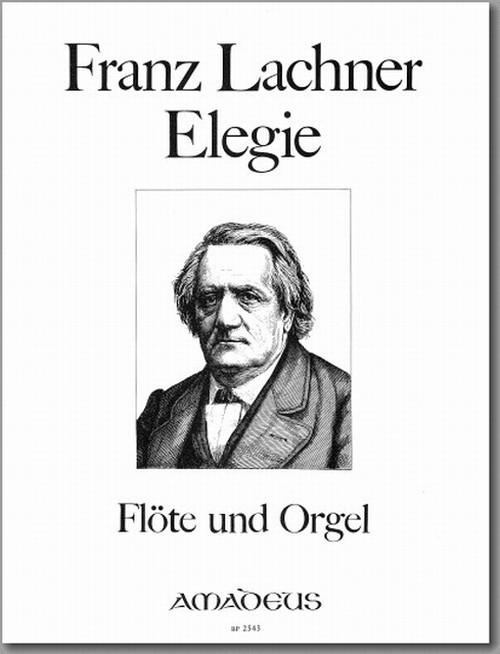 ラハナー:エレジー/フルート・オルガン