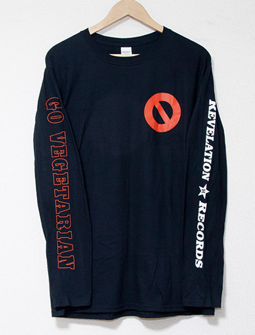 【YOUTH OF TODAY】No More Long Sleeve (Black)