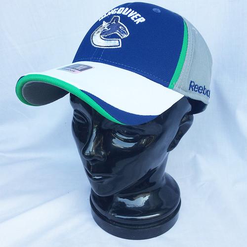 NHL バンクーバー カナックス VANCOUVER CANUCKS REEBOK リーボック キャップ CAP L-XL 2342
