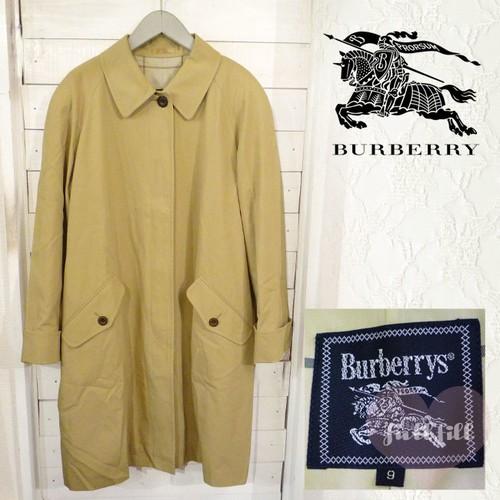 Burberrys バーバリー トレンチコート ステンカラーコート
