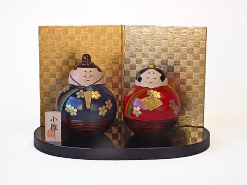 木製 ひな人形