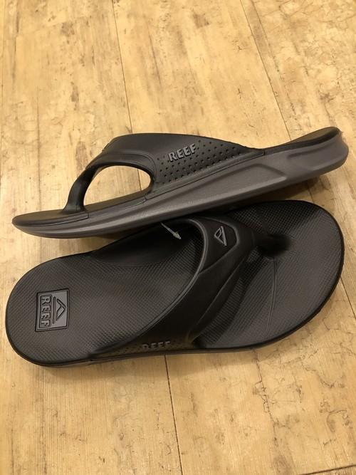 REEF FOOTWEAR MEN'S ONE BLACK