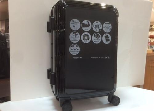 ace.(エース) 【Ripple-F( リップルF)】スーツケース32L