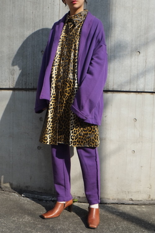 purple day set-up(SONIA RYKIEL).