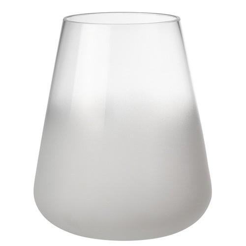 ガラスフラワーベース Frost S #085