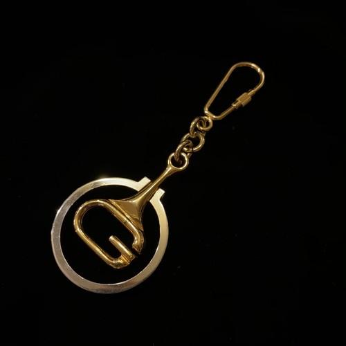 """GUCCI Key Ring #03 -Big """"G""""-"""
