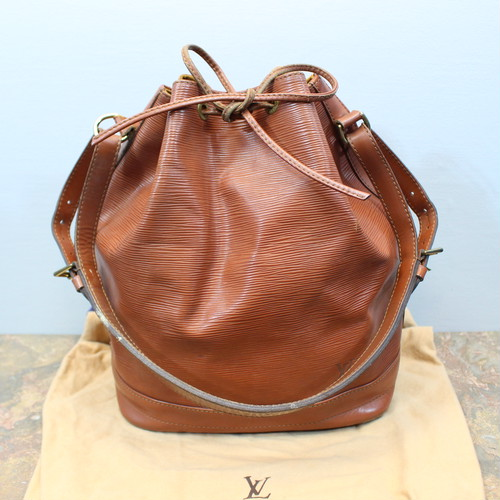 .LOUIS VUITTON M44107 EPI NOE LEATHER SHOULDER BAG MADE IN FRANCE/ルイヴィトンエピノエレザーショルダーバッグ 2000000029405