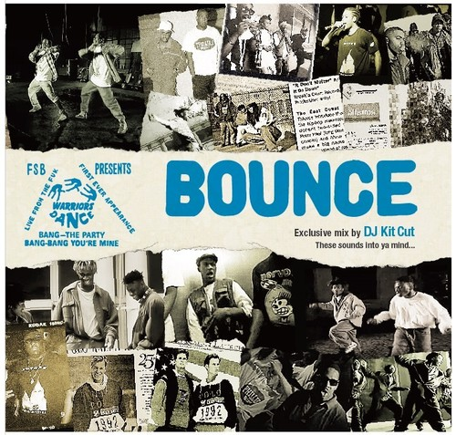 BOUNCE Exclusive mixed by DJ Kit Cut