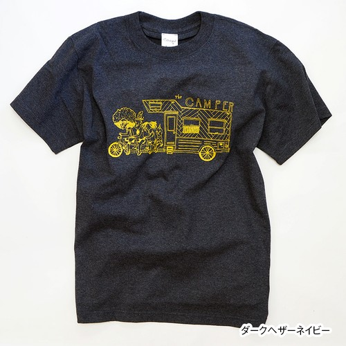 CAMPS キャンプ【The CAMPER】