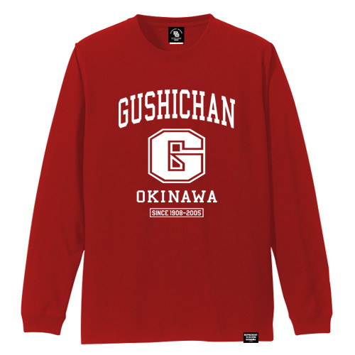 GUSHICHAN VILLAGE LONG SLEEVE TEE